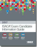 Guide d'information aux candidats ISACA