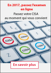 Inscription aux examens ISACA